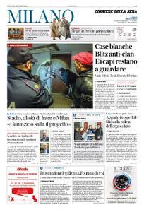 Corriere della Sera Milano – 14 novembre 2019