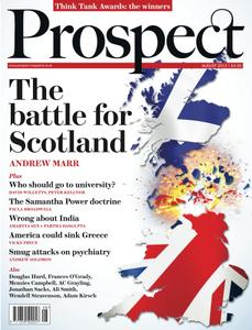 Prospect Magazine - August 2013