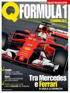 Quattroruote Italia - Formula 1 - Aprile 2017