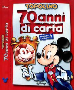Tutto Disney 025 - Topolino - 70 anni di carta (2002-11)