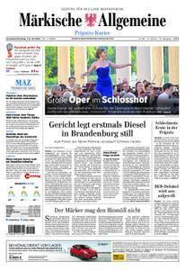 Märkische Allgemeine Prignitz Kurier - 07. Juli 2018