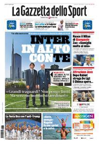 La Gazzetta dello Sport Roma – 08 luglio 2019
