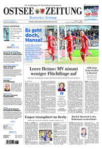 Ostsee Zeitung – 16. September 2019