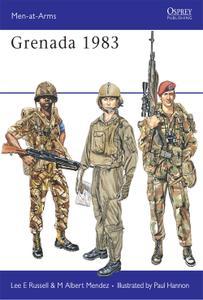 Grenada 1983, Book 159 (Men-at-Arms)