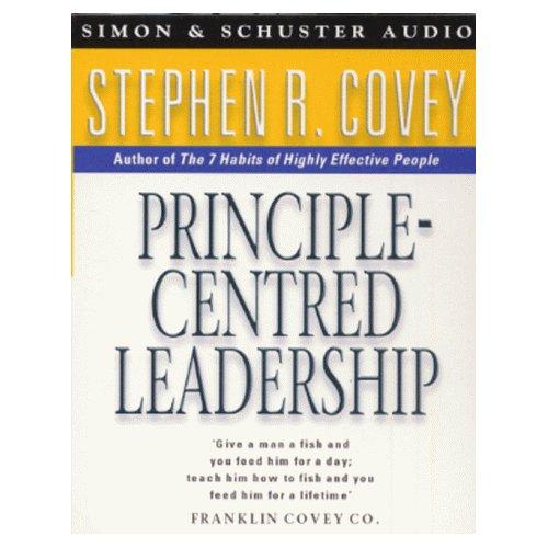 Principle-centered Leadership - Stephen R. Covey  AUDIO BOOK