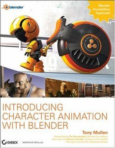 Introducing Character Animation with Blender [Repost]