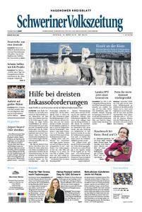 Schweriner Volkszeitung Hagenower Kreisblatt - 19. März 2018