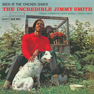 Jimmy Smith - Back At The Chicken Shack (1963) [Analogue Productions 2011] PS3 ISO + Hi-Res FLAC