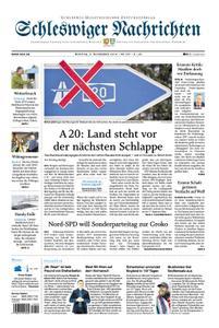 Schleswiger Nachrichten - 05. November 2018