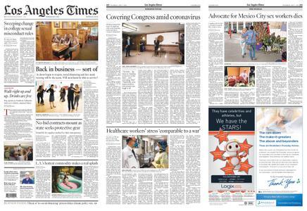 Los Angeles Times – May 07, 2020