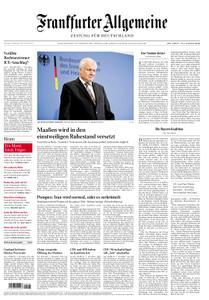 Frankfurter Allgemeine Zeitung F.A.Z. - 06. November 2018