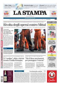 La Stampa Torino Provincia e Canavese - 16 Novembre 2019