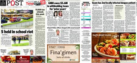 The Guam Daily Post – September 18, 2019