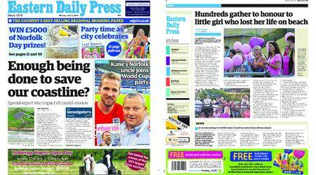 Eastern Daily Press – July 09, 2018