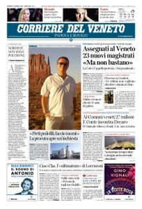 Corriere del Veneto Padova e Rovigo – 17 gennaio 2020