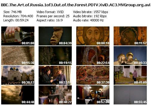 BBC: The Art of Russia