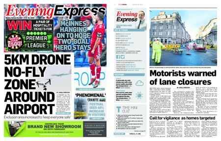 Evening Express – February 25, 2019