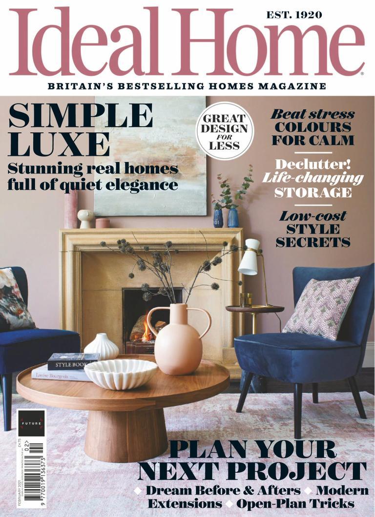Ideal Home UK - February 2021