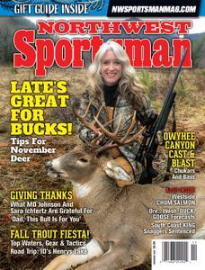 Northwest Sportsman - November 2020