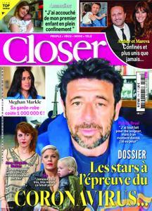 Closer France - 10 avril 2020