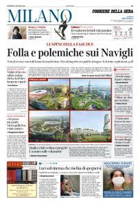 Corriere della Sera Milano – 08 maggio 2020