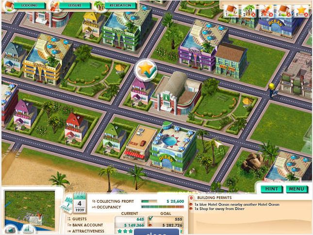 Build It! Miami Beach Resort (UB FULL)