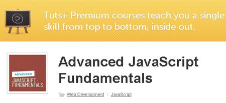 Tutsplus - Advanced JavaScript Fundamentals (repost)