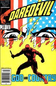 Daredevil 232 (1986) (c2c) (Pyramid