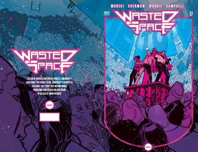 Wasted Space 017 2020 digital Son of Ultron