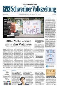 Schweriner Volkszeitung Parchimer Zeitung - 27. Juni 2020