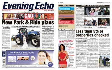 Evening Echo – August 20, 2018