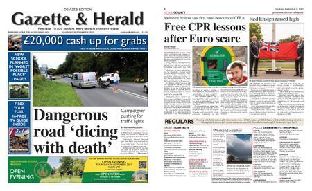 Gazette & Herald – September 09, 2021