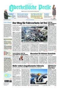 Oberhessische Presse Hinterland - 28. Februar 2018