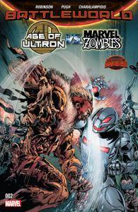 Age of Ultron vs Marvel Zombies 002 2015 Digital