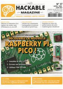 Hackable Magazine - Avril-Juin 2021