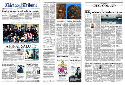 Chicago Tribune – December 22, 2018