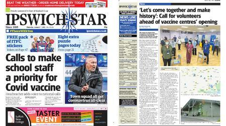 Ipswich Star – January 07, 2021