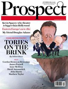 Prospect Magazine - October 2009