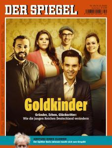 Der Spiegel - 5 Dezember 2020