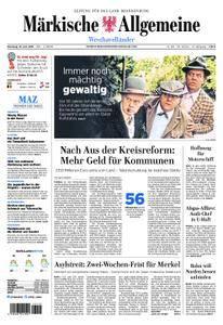 Märkische Allgemeine Westhavelländer - 19. Juni 2018
