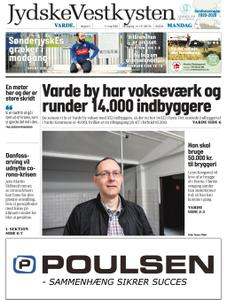 JydskeVestkysten Varde – 11. maj 2020