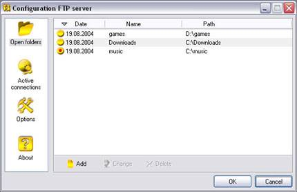 Golden FTP Server Pro 3.06