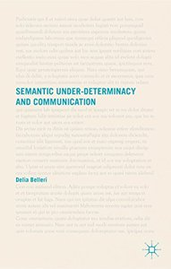 Semantic Under-determinacy and Communication (repost)