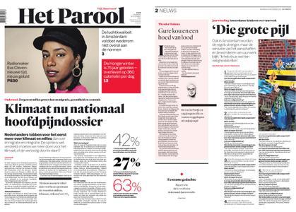 Het Parool – 30 december 2019