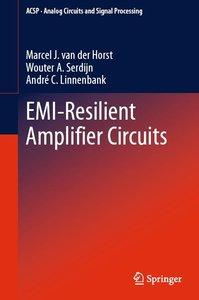 EMI-Resilient Amplifier Circuits (repost)