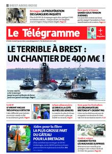 Le Télégramme Brest Abers Iroise – 09 janvier 2021