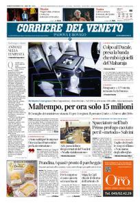 Corriere del Veneto Padova e Rovigo – 09 novembre 2018
