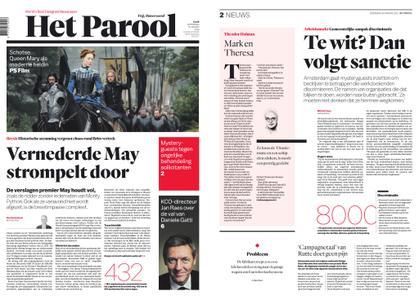 Het Parool – 16 januari 2019