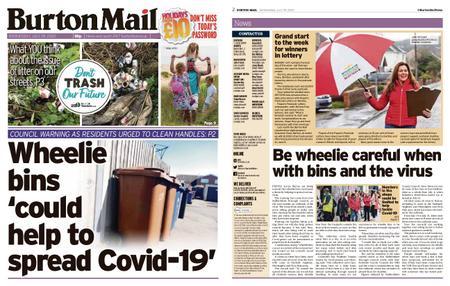 Burton Mail – July 29, 2020
