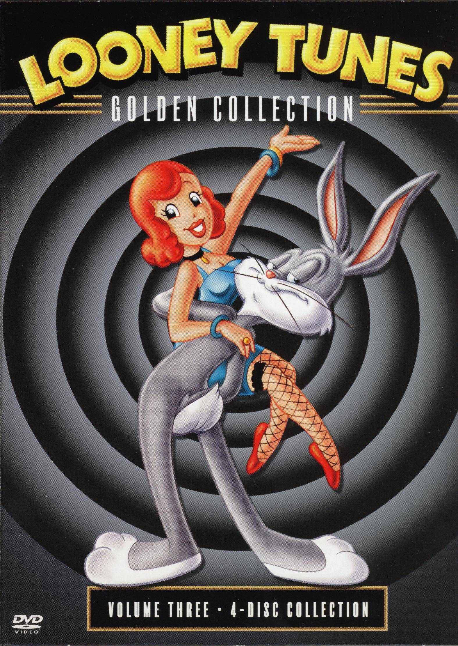 Looney Tunes: Golden Collection. Volume Three. Disc 1 (1940-1959) [ReUp]